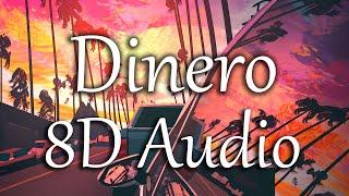 Trinidad Cardona - Dinero (8D AUDIO) 360°