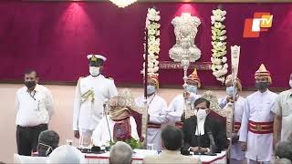 Justice S. Muralidhar Takes Oath As Chief Justice Of Orissa High Court