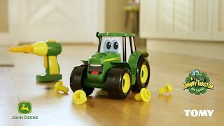 John Deere Build a Johnny Tractor – From TOMY