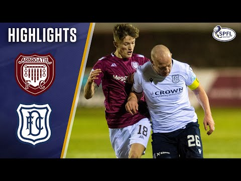Arbroath Dundee Goals And Highlights