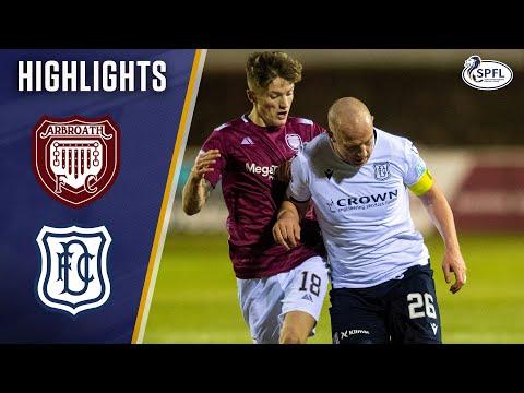 Arbroath Dundee Goals And Highlights