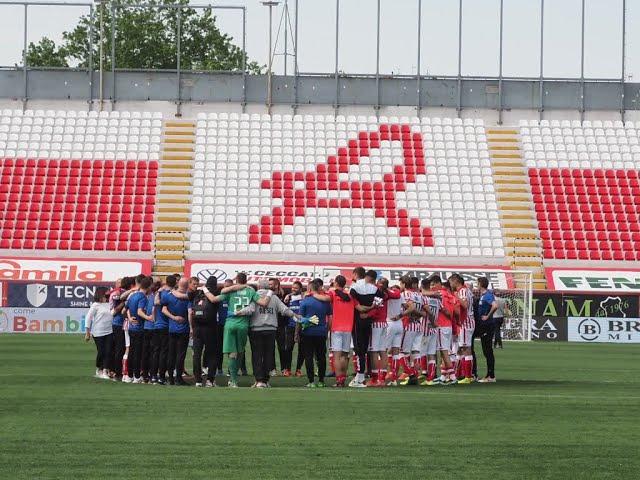 LR Vicenza-Reggiana 2-1 (La vittoria dedicata ai tifosi)