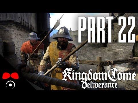 DÍLNA PADĚLATELŮ!   Kingdom Come: Deliverance #22