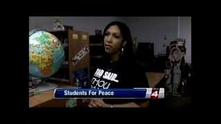 Violence Stopped In Schools With Pastor Ovella (Students For Peace)