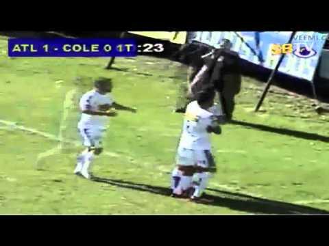 ATLANTA 2 - Colegiales 0