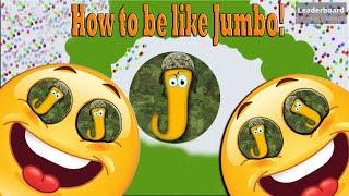 How to be Jumbo  //  Private Server Fun  -  Agar.io (Youtubers Play#1)