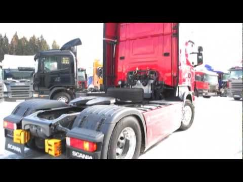 Стиль жизни - Scania V8 - Прикольное видео онлайн