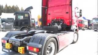 Стиль жизни - Scania V8
