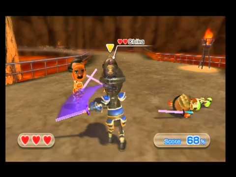 Wii sports resort play as matt doovi - Wii sports resort table tennis cheats ...