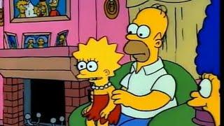 The Simpsons - Lisa explains why she is sad