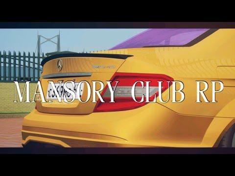 МТА | ОБЗОР СЕРВЕРА | MANSORY CLUB RP - GTA MTA