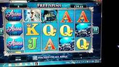 Nice win on an Old Game - Ariana Slots @ Spin Palace Online Casino