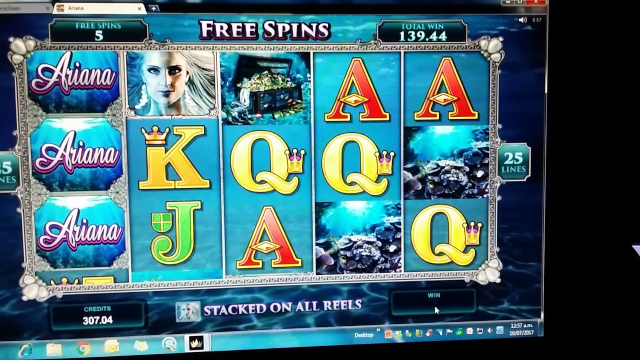 Spiele Ariana - Video Slots Online