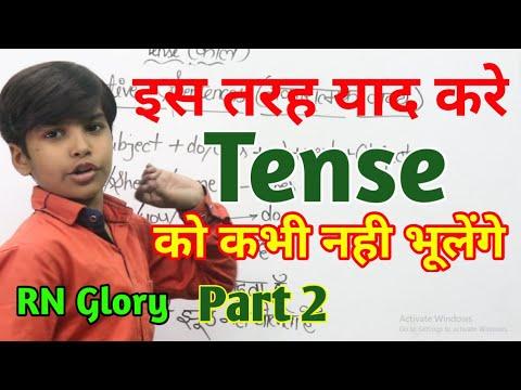 Tense Ki Basic Jankari In Hindi || Basic English Grammar Present Indefinite || How To Learn Tenses