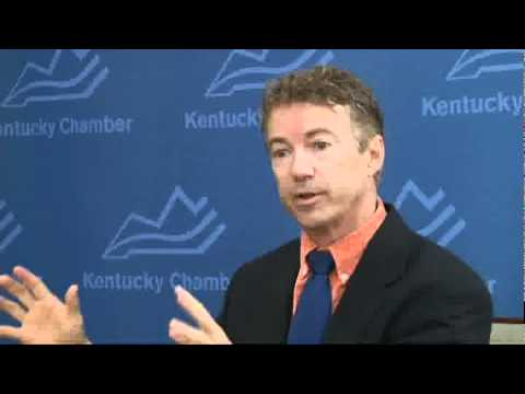 Kentucky Chamber Roundtable Discussion With Rand Paul - Education