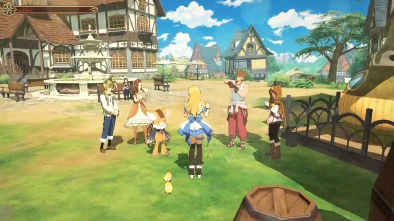 Peria Chronicles Online New Trailer Youtube