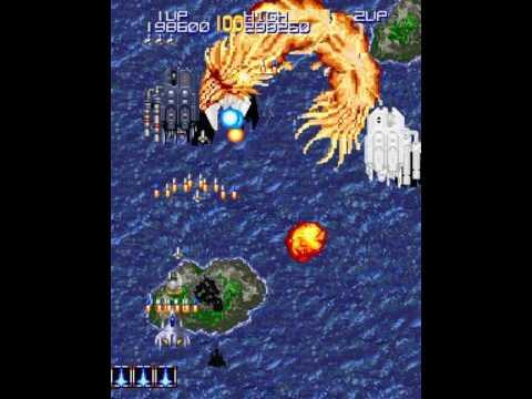 Arcade Longplay [644] Lightning Fighters