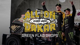 ALL IN ON DAKAR - Season 2 - EP.3 - GREEN FLAG DROPS @ 2020 DAKAR SAUDI ARABIA
