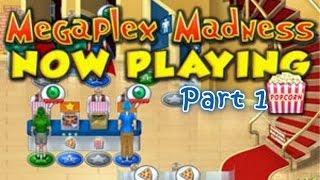 Megaplex Madness   Gameplay Part 1 (level 1 To 3)