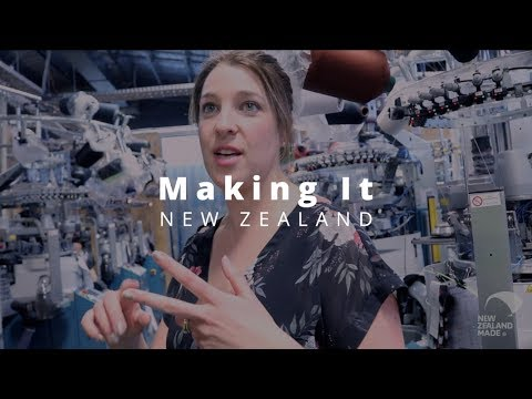 NZ Sock Company - Making It New Zealand - EPISODE 14