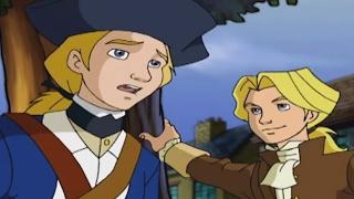 Liberty's Kids HD 115 - New York, New York | History Cartoons for Children