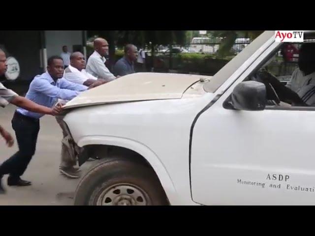 Mpango wa Paul Makonda kwenye magari mabovu aliyoyakuta Ofisini kwake