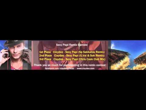 Claydee - Sexi Papi (SP SAKKATOS Remix)