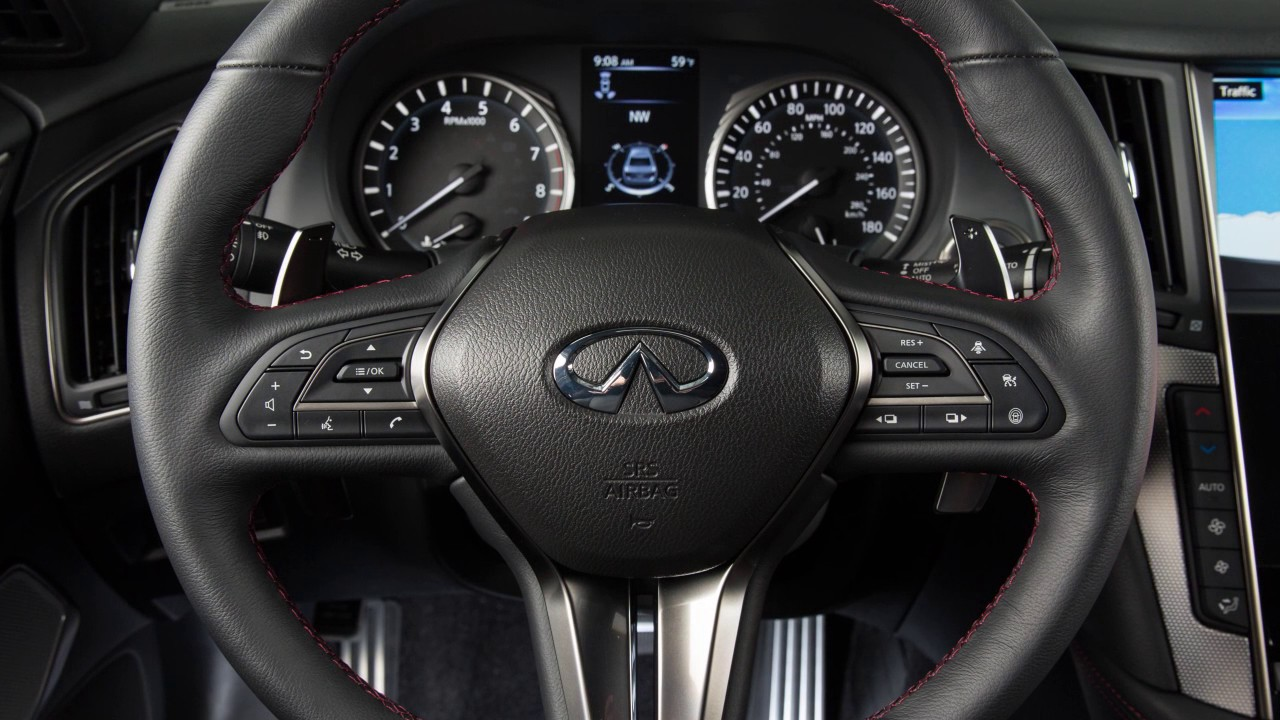 2018 infiniti manual transmission. delighful infiniti 2018 infiniti q50  around view monitor with moving object detection if  so equipped for infiniti manual transmission