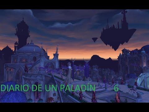 WoW Legion // Diario de un Paladín // Capitulo 6: La Prueba de Havi y Yotnar