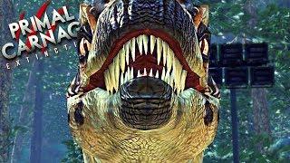 Primal Carnage Extinction - Atacando De Surpresa, Humanos Perigosos! | Dinossauros (#13) (PT-BR)