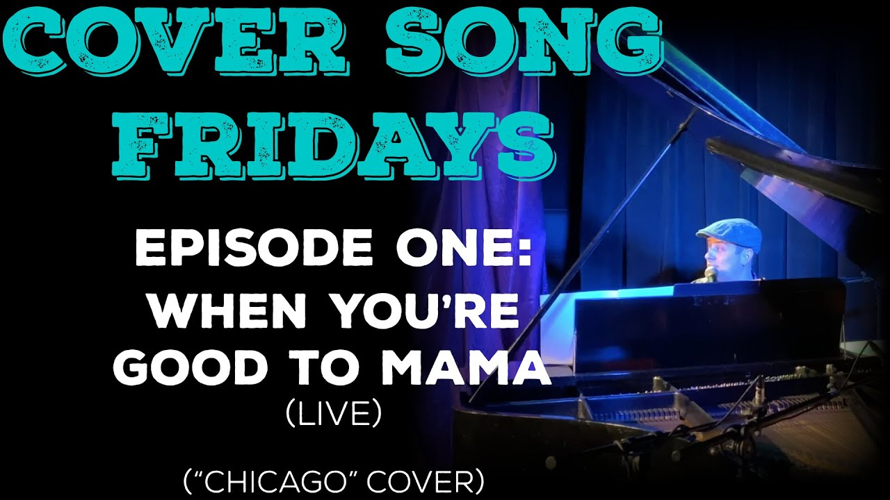 Cover Song Fridays: Season 4 Premiere!