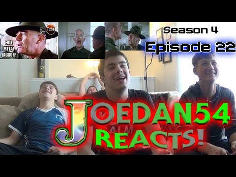 JoeDan54 Reacts! - 4th of July Special! | Full Metal Jacket YTP Triple Feature! - S4E22