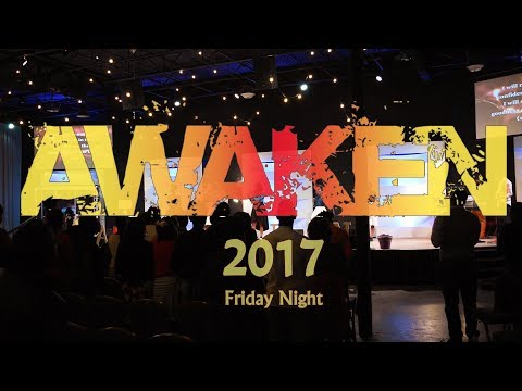 Everlasting God_ Victory Belongs To Jesus_ How Great Is Our God (cover) Awaken 2017 Friday Night
