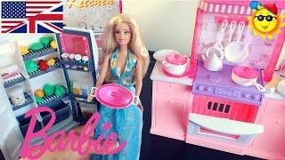 Barbie Gourmet Kitchen 2016 - Barbie Toys