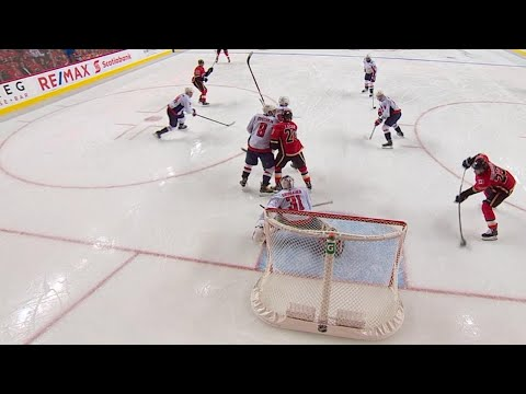 10/29/17 Condensed Game: Capitals @ Flames