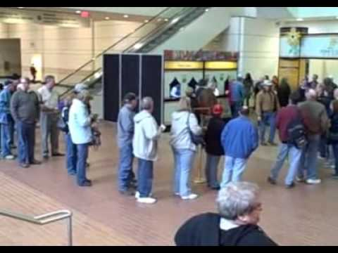 Fort Worth Home And Garden Show Record Attendance Youtube
