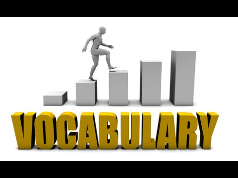 English Vocabulary: The Oxford 3000 Words