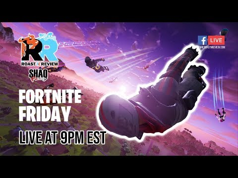 FortNite Friday! Lets get this dub and listen to some music!