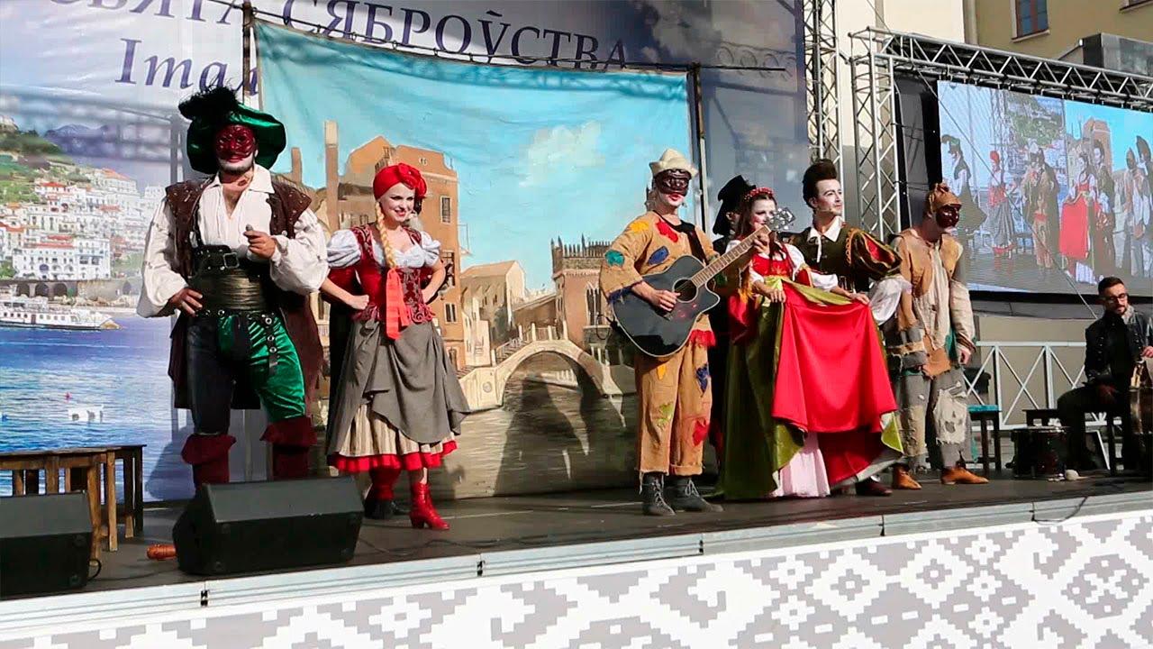 Главные культурные события в Беларуси и Минске в октябре 2018 года.