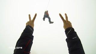 Teaser : En immersion avec les Pyrénaline, les acrobates du vide ! #RidingZone
