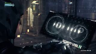 Batman Arkham Knight - Track Down Scarecrow In The Stagg Entreprises Airships