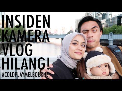 Download Youtube: #TEMANTAPIMENIKAH - Insiden Kamera Vlog Hilang #coldplaymelbourne