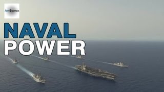 Most FEARED Naval Power - U.S. Navy Nimitz Carrier Strike Group