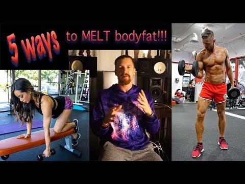 5 ways to TORCH bodyfat!!!