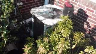 Older York heat pump getting a new hard start kit