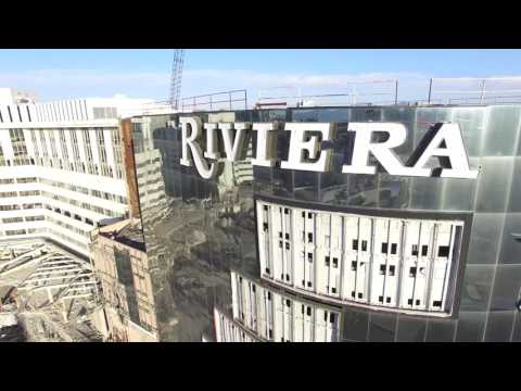 Definitive Riviera Casino Las Vegas Demolition Timeline