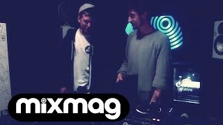 Submerse & Paul White psychedelic hip hop sets in The Lab LDN