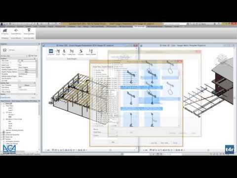 Getting started using Smart Hangers for support distribution on Revit® MEP elements