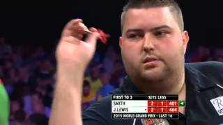PDC World Grand Prix 2015 - Second Round - Jamie Lewis vs. Michael Smith [5/5]