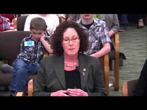 Senate Bill 612 Senate Education Committee Testimony